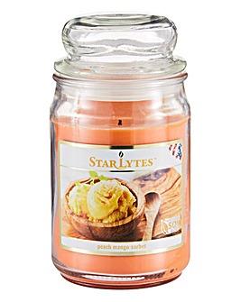 Starlytes Mango Sorbet Candle