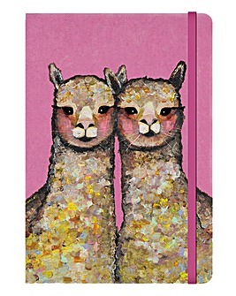 Studio Oh Alpaca Note Book