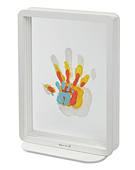 Family Touch Handprints Art
