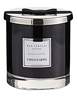 Black Tea & Jasmine Large Candle