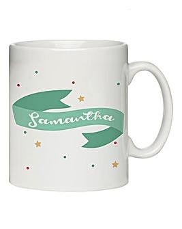 Pers Good Luck Printed Mug