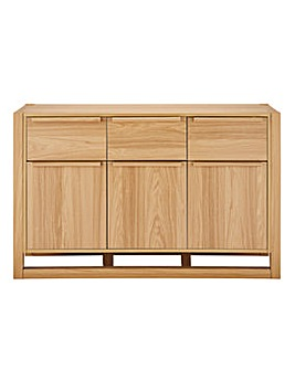 Jasper 3 Door 3 Drawer Sideboard