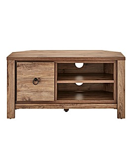 Sumatra Corner TV Unit
