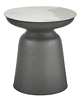 Riad Metal Side Table
