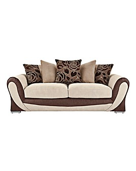 Sasha 3 Seater Sofa