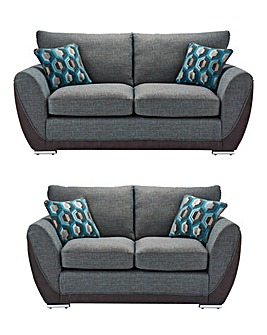 Harper 3 Seater plus 2 Seater Sofa