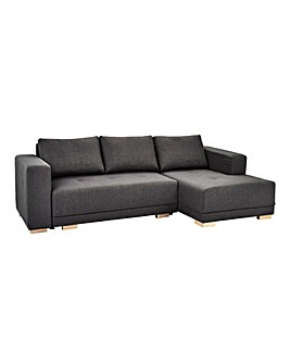 Leia Righthand Cornergroup Sofabed