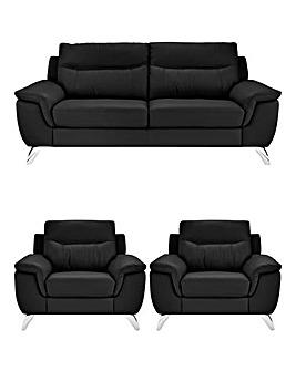 San Remo 3 Seater Sofa plus 2 Chairs