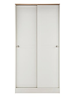 Clovelley Sliding Wardrobe