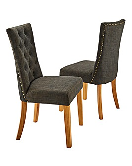 Shaftsbury Pair of Dining Chairs