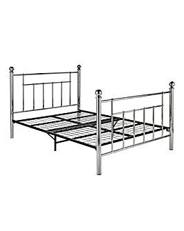 Ledbury Double Metal Bedstead