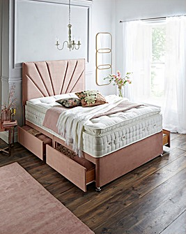 Sweet Dreams Venetia Divan Base 4 Drawer