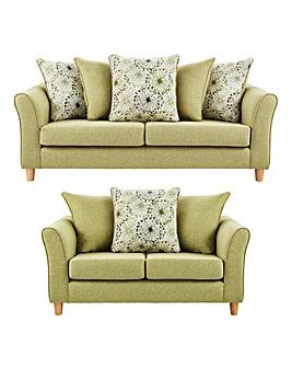 Megan 3 plus 2 Seater Sofa