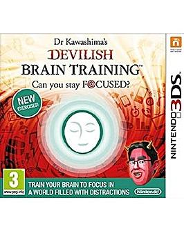 DR KAWASHIMAS DEVILISH BRAIN TRAINING