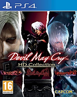 DMC HD Collection PS4