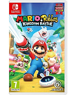 MARIO+RABBIDS BATTLE KINGDOM