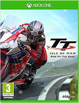 TT Isle of Man Ride on the Edge XboxOne
