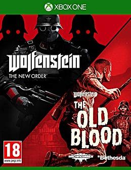 Wolfenstein Double Pack Xbox One