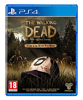 The Walking Dead Series Collection PS4