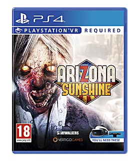 Arizona Sunshine VR PS4