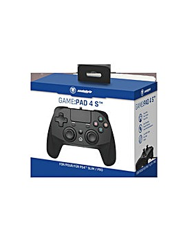 Snakebyte Black Controller PS4
