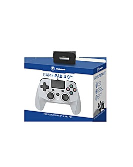 Snakebyte Grey Controller PS4