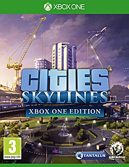 Cities Skylines Xbox One