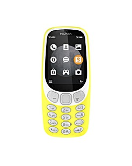 Nokia 3310� 3G Yellow