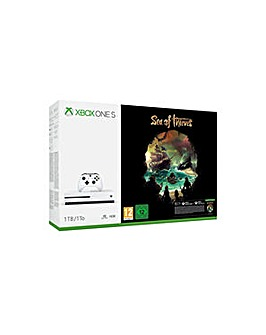 Xbox One S 1TB Sea Of Thieves Console