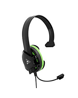 Turtle Beach Recon Chat Headset Xbox One