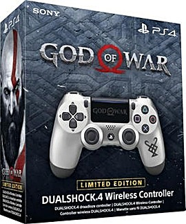 Sony Official God of War Controller