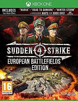 Sudden Strike 4 European Battlefield XB1
