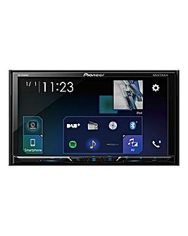 Pioneer AVH-Z5100DAB 2-DIN Car Stereo