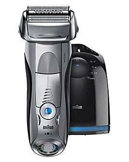Braun Series 7 Pulsonic Shaver System