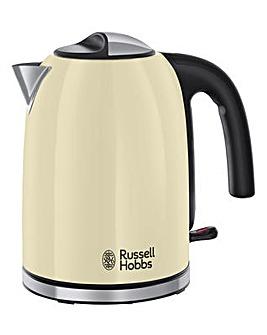 Russell Hobbs Colours+ Cream Kettle
