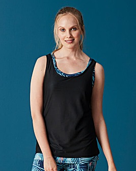 Sports Double Layer Vest