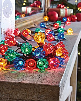 Petal Fairy Lights Set of 40
