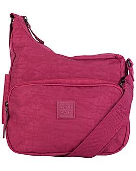 Artsac Scoop Top Cross Body Bag