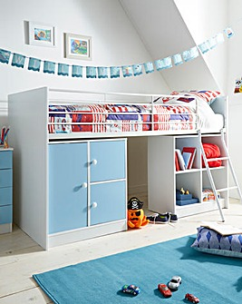 Aurora Mid Sleeper with Mattress