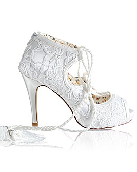 Perfect Rosa Leg Tie Sandal