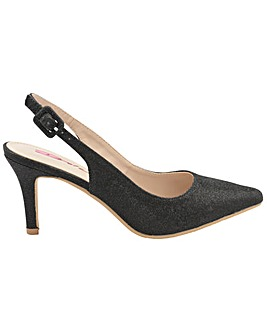 Dolcis Annette pointed toe shoes