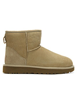 UGG Classic Mini II Twinface Ankle Boot