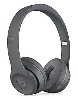 Beats Solo 3 Headphones Asphalt Grey