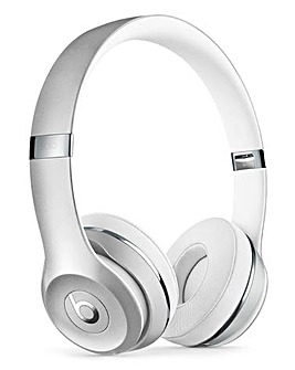 Beats Solo 3 Headphones Silver
