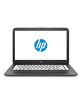 HP 14in Stream Celeron 4GB Smoke Grey