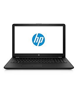 HP 15.6in AMD A4 4Gb Laptop Black