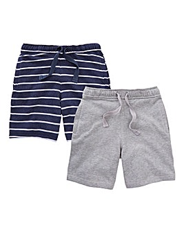 KD EDGE Boys Pack of Two Shorts