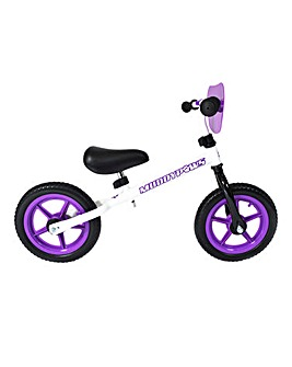 "Muddypaws 12"" Balance Bike Girls"