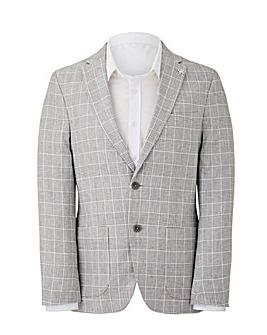 Hammond & Co Grey POW Linen Waistcoat