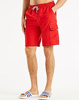 Mantaray Cargo Swim Shorts